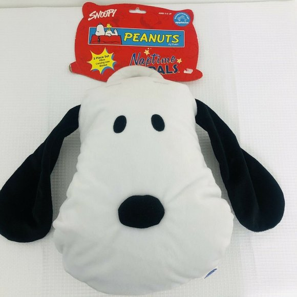 Peanuts Snoopy Naptime Pals Applause 3 in1 Pillow